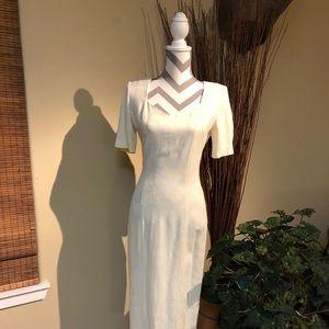 CONCEPT K CREAM DRESS WEDDING